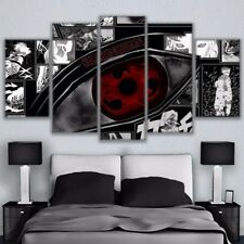 Naruto Sharingan Movie Cartoon Painting Poster Modern Canvas Wall Art Home Decor