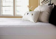 Sunbeam Quilted Heated Mattress Pad w/ Dual Side Controls Twing Full Queen King
