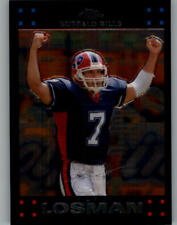2007 Topps Chrome Football Part 1