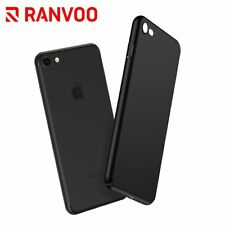 RANVOO For iphone 7 8 Case Ultra Thin Hard PC Shockproof Bumper Matte Cover Skin