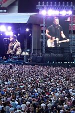 Bruce Springsteen live at Wembley Stadium 2016 photograph picture poster print