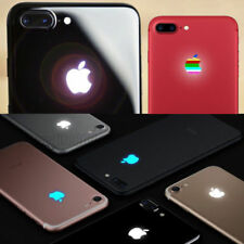 Touchable Intelligent Led Light Touch Glowing Logo Rainbow For iPhone 6s 7 Plus
