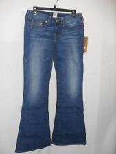 New Women's True Religion Carrie Jeans - Med. Wash - Size: 26, 27, 28 - NWOT