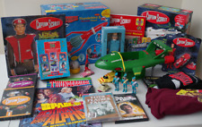 THUNDERBIRDS, CAPTAIN SCARLET, STINGRAY & OTHER GERRY ANDERSON ITEMS