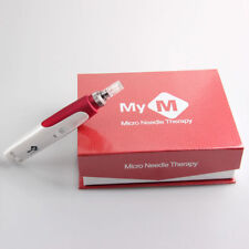 MyM 5 Speeds Electric Derma Pen Dr.pen Micro Needle Therapy Anti-aging Acne Scar