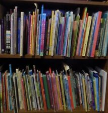 Lot of 25 Young Adult & Children's Books {Free Shipping!!!} Random Picked