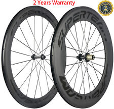 Front 60mm Rear 88mm Clincher Wheels 700C Bicycle Carbon Wheelset Racing Wheels