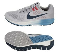 Nike Men Air Zoom Structure 21 Shoes Running Gray Sneakers Shoe 904695-004