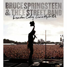London Calling: Live in Hyde Park by Bruce Springsteen (DVD, 2010, 2-Disc Set)
