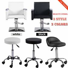 New Best Salon Hydraulic Barber Chair Styling Salon Beauty Equipment Spa stool O