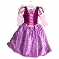 NWT Disney Store Rapunzel Costume Gown Dress Tangled the Series 4,5/6,7/8,9/10
