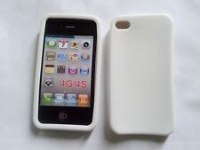 Soft Silicon/Gel/Rubeer Case cover for Apple  Iphone4/4S