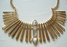 Touch Gold Necklace - Costume Jewellery