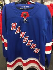 NEW YORK RANGERS Adidas NHL Hockey Jersey Authentic
