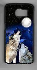 Wolves Native Moon Samsung Galaxy/Note Case or wallet