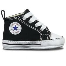 New Converse First Star Infants - Black
