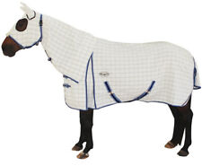 Caribu Paddock Ripstop X-Long Gusset Attached Hood Rug