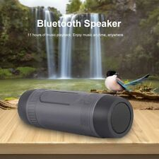 Bluetooth Power Bank Bass Speaker Flashlight Torchlight FM TF NFC Waterproof Hot