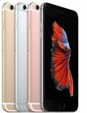 Apple iPhone 6S 32GB / 64GB /128GB UNLOCKED Space Gray , Rose Gold , Silver