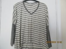 Brand New Stylemint Grey Cream Top Various Sizes