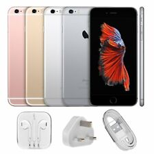 Apple iPhone 6 6S Plus Gold/Silver/Grey/Rose 16GB 64GB 128GB Unlocked - Pristine