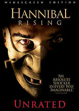 Hannibal Rising (DVD, 2007, Widescreen, Unrated Version) NEW SEALED