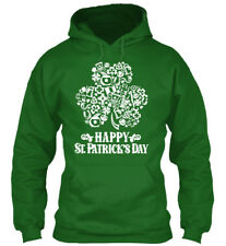 Happy St.patricks Day - St. Patricks Gildan Hoodie Sweatshirt