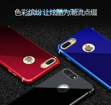 Luxury Ultrathin Aluminum Metal Bumper Case Back Cover For Apple iPhone 7 8/Plus