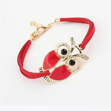 Korean Fashion Owl Bracelets Bangles Pulseiras Summer Vintage Lovely Style 1 Pc