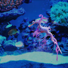 Silicone Sea Dragon Artificial Syngnathus Underwater Aquarium Fish Tank Decor