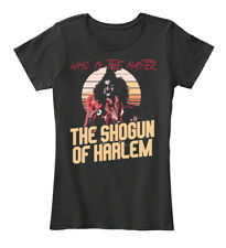 Whos The Master Shogun Last - Who Is Of Harlem Women's Premium Tee T-Shirt