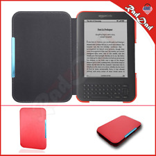 Ultra Slim leather Cover Case for Capa Amazon Kindle 3 3rd Gen Keyboard eReader: