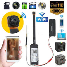 Mini Wireless IP Hidden Spy Camera WIFI 1080P HD For Home Surveillance Camcorder