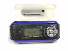 IRIVER iFP-880 MP3 BLUE 128MB Digital Media Player USED Tested Working