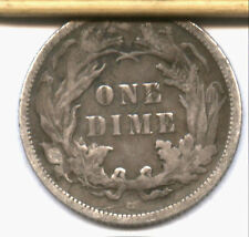 1891-O SEATED DIME * NEW DIE STATE of VARIETY F-115 * R6 ++ * BE 1st TO OWN !!