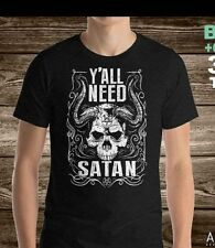 Satan Shirt, occult, satan, demon, satanic, devil, hail satan, satan is my daddy