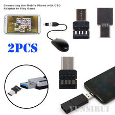 2x Type-C to USB OTG Flash Drive U Disk Cable Converter Adapter fr Andriod Phone