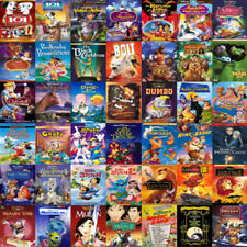 Disney Pixar DVD Movies Lot - Choose Your  Titles Save on Shipping with Multiple