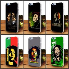 Legendary Bob Marley Singer Music Hard Phone Case For iPhone Samsung and Huawei
