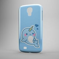 Blue Unicorn Whale Wale Phone Case Cover Love Hearts