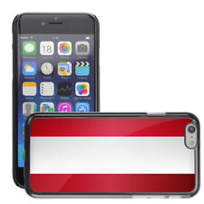 Hard Phone Case Cover Skin For Apple iPhone austria national flag country flag