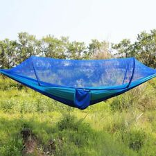 Jungle Hammock Mosquito Net Camping Travel Parachute Hanging Tent Outdoor Sports