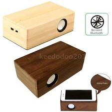 Portable Induction Wireless Speaker Amplifier Sound Box For iPhone Android H4I0