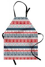 Nordic Apron Unisex Kitchen Bib with Adjustable Neck for Cooking Gardening
