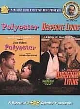 John Waters Collection Volume 2 - Polyeste & Desperate Living RARE SEALED fr/shp