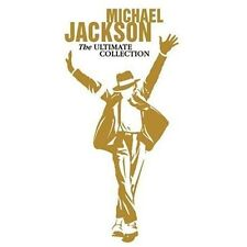 The Ultimate Collection [Box] by Michael Jackson (CD, Nov-2004, 5 Discs, Epic)