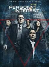 Dvds Person of Interest: Season 5