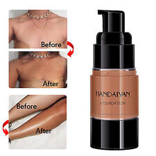 20ml Self Tanner Organic Natural Sunless Tanning Body Lotion Cream ML