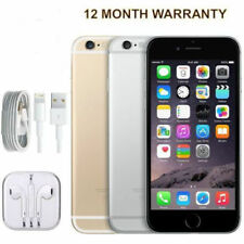 Factory Unlocked Smartphone 4G LTE iPhone 6 Plus A1522 Gold Siver Gray GSM LM~~