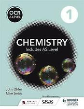 OCR A level Chemistry book 1 by Mike Smith 9781471827068